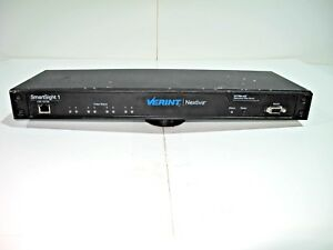 Verint S1708e as Nextiva 8 Channel Video Encoder