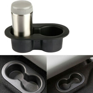 Rear Seat Dual Drink Cup Holder Fit For Dodge Ram 2002 16 1500 2500 3500