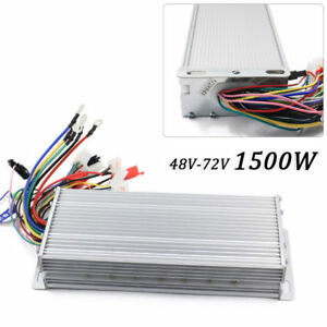 48 72v 1500w Electric Vehicle E bike Scooter Brushless Motor Speed Controller A2