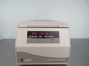 Beckman Allegra X 30r Refrigerated Centrifuge With Warranty See Video
