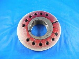 1 5730 16 Ns 3 Thread Ring Gage 1 573 No Go Only P d 1 5263 Inspection Tooling