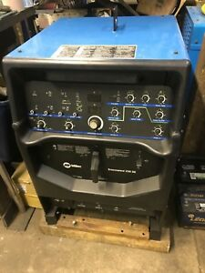 Miller Syncrowave 250dx Very Very Low Hours Will Ship