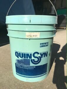 Quincy Quinsyn Oil 127462 005