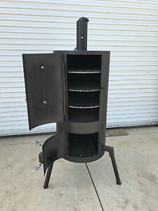 New Patio Custom Bbq Pit Smoker