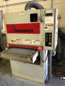 Timesaver Wide Belt Sander 25