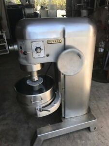 Hobart 60 Quart Mixer H600d 3 Phase