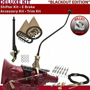 Fmx Shifter Kit 23 Swan E Brake Cable Clamp Trim Kit For F5a9a R T Automatic