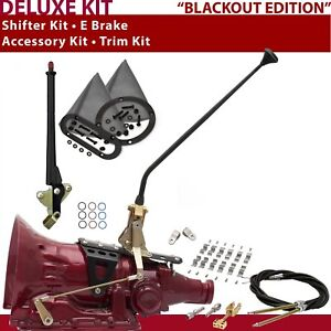 Fmx Shifter Kit 16 E Brake Cable Clamp Clevis Trim Kit For Daabf Automatic 390