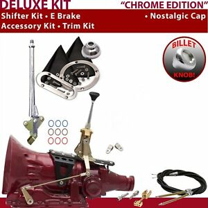 Fmx Shifter Kit 6 E Brake Cable Clevis Trim Kit For Dfb61 Automatic F150 F100