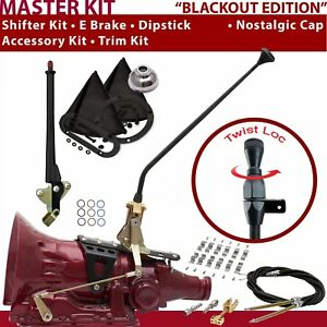 Fmx Shifter Kit 16 E Brake Cable Clamp Trim Kit Dipstick For Cee35 Automatic
