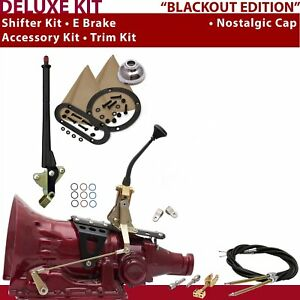 Fmx Shifter Kit 8 E Brake Cable Clevis Trim Kit For D59ba Automatic Tunnel