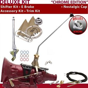Fmx Shifter Kit 16 E Brake Cable Clevis Trim Kit For E6765 Automatic Charger