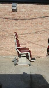 Midmark 491 Full Power Ent Chair Free Shipping To Chicagoland Area