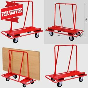 Sheetrock Dolly drywall Carts Heavy Duty Handling Sheetrock Sheet Panel Service