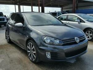 2012 Vw Golf Gti Mk6 Complete Engine And Dsg Transmission Ccta