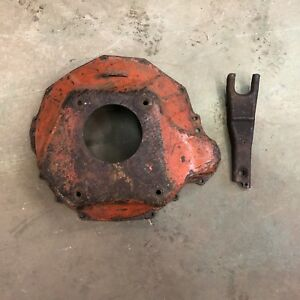 1949 50 Ford Flathead V8 Motor Transmission Bell Clutch Housing