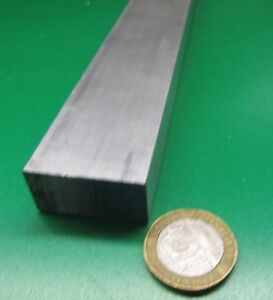 2024 T4 Aluminum Bar 5 8 625 Thick X 1 1 4 Wide X 12 Length