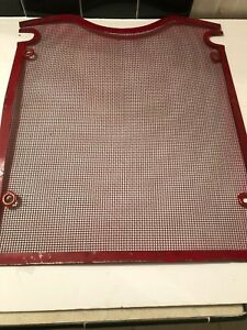 Nos Hard To Find Original Front Grille Radiator Screen Ford 8n Ford Farming