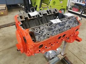 Chevrolet 400 Small Block Chevy 3951509 2 Bolt Mains 333882 Heads K 6 9 F0118tlx