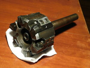 Valenite A 4 6r 6 5 8 Indexible Shell Mill A 258 r 5 67 T