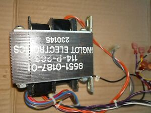 9551 0187 01 Transformer For Perseptive Biosystems Uvis 205 5 1085 05 Detector