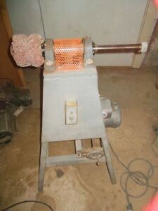 Custom 1 1 2 Hp Single Phase Pump Flutter Drum Sander
