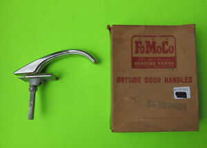 1947 1948 Ford Outside Door Handle Nos Oem 6a 7022400 a