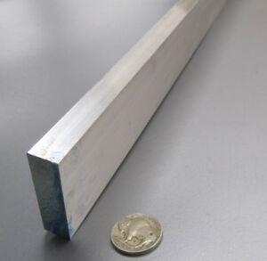 2024 T351 Aluminum Bar 1 2 500 Thick X 1 3 4 Wide X 24 Length