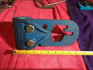 Scott Clamp Pulling Clamp Frame Body Wide Grip Heavy Duty Like Mo Clamp