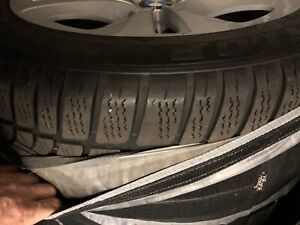 Oem Bmw F10 Winter Wheels And Tires 18