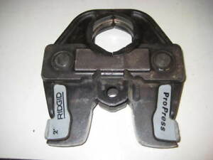 Ridgid Rp340 Propress 2 Crimp Head