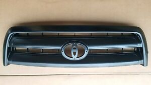 Fits 2003 2006 Toyota Tundra Regular Access Cab Front Bumper Radiator Grille New