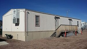 Modular Portable Office Jobsite Sales Guard Shack Trailer By Pac van