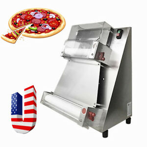 Automatic Pizza Bread Dough Roller Sheeter Machine Pizza Making Machine Shop Use