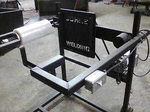 Firewood Bundler wrapper Electric