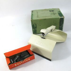 Vtg Bostitch B8sv Saddle Stapler For Booklets And Folders Staples Included