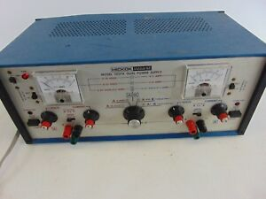 Hickok Teaching Systems 5057a Dual Power Supply