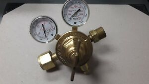 Victor Vts700me 700 Series High Flow Cylinder Regulator Gauge