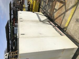 100 Hp Ingersoll Rand Screw Air Compressor 480 V Used Works