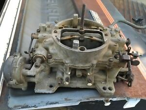 3503sa 401 Buick Nailhead Carter Afb Carburetor
