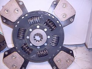 Farmtrac 555 New Tractor Clutch Dual Stage Transmission Disc