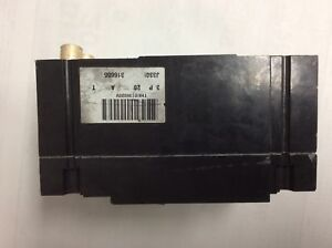 New Ge Thed136020 Molded Case Circuit Breaker 3p 20a Amp 600v ac 250v dc