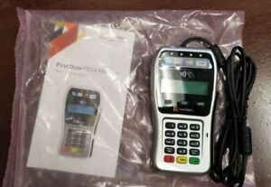 First Data Fd35 Pin Pad Emv Ready Applepay Nfc