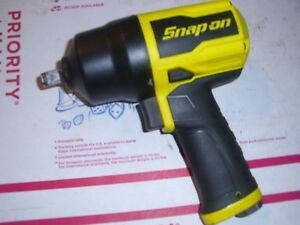 Snap On Pt850hv 1 2 Drive Impact Wrench Nice