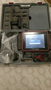 Matco Tools Maximus Automotive Diagnostic Scanner Code Reader V1 09 009