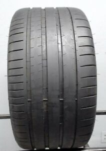 One Used 325 30zr21 3253021 Michelin Pilot Super Sport Bmw 7 32 D77