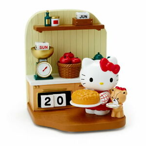 Hello Kitty Diorama 10 Year Calendar 2019 athtentic Ship From Japan Sanrio