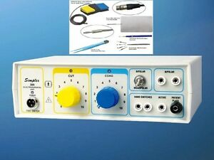 New Electrocautery Electrosurgical Diathermy 300w Electro Surgical Generators r