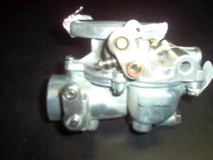 Farmall Tractor Ihc Carburetor Super A C 100 Usa Zenith Carb Core Required