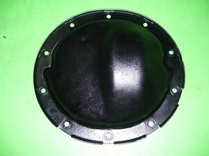 99 Chevrolet Tahoe 10 Bolt Differential Rear End Cover